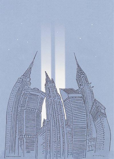 RO Blechman Illustration