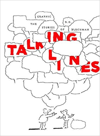talking lines book cover